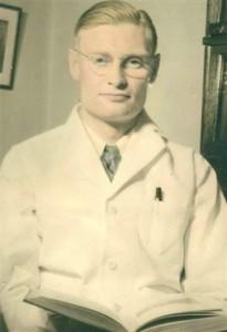 Dr. Nathan Barlow