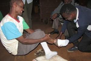 Megiso gets new socks from Feleke