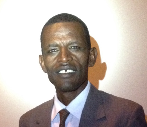 Zebdewos Getahun, Mossy Foot International Country Representative and Executive Director